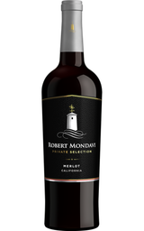 Robert Mondavi Private Selection Merlot 2016