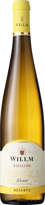 Alsace Willm Reserve Riesling 2016