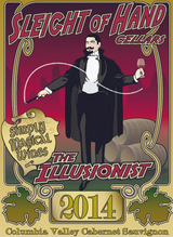 Sleight of Hand  The Illusionist 2014