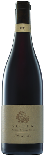 Soter Mineral Springs Ranch Pinot Noir 2015