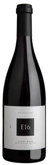 E16 Winery Selection Russian River Valley Pinot Noir  2013