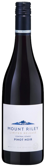 Mount Riley Central Otago Pinot Noir 2016