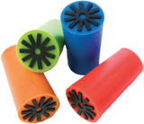 True Fabrications Starburst Silicone Bottle Stopper