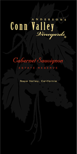 Anderson's Conn Valley Vineyards Estate Reserve Cabernet Sauvignon 2014