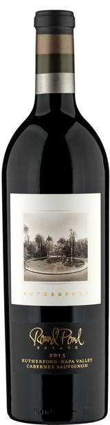 Round Pond Rutherford Estate Cabernet Sauvignon 2015