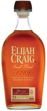 Elijah Craig Small Batch Kentucky Straight Bourbon Whiskey 12 year old