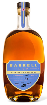 Barrell Craft Spirits Tale Of Two Islands Rum 8 year old