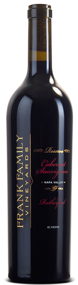 Frank Family Rutherford Reserve Cabernet Sauvignon 2014