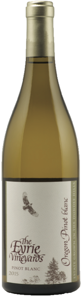 Eyrie Vineyards Pinot Blanc 2015