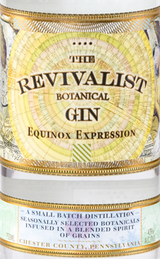 The Revivalist Spirits Equinox Gin