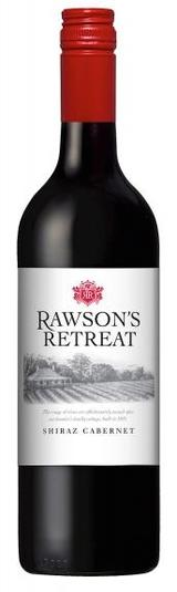 Penfolds Rawson's Retreat Shiraz Cabernet Sauvignon 2017