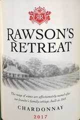 Penfolds Rawson's Retreat Chardonnay 2017