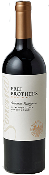 Frei Brothers Reserve Cabernet Sauvignon 2015