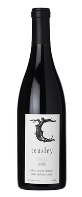 Tensley  Syrah Santa Barbara County Colson Canyon Vineyard 2017