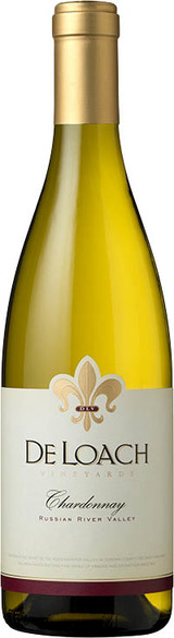 DeLoach Russian River Valley Chardonnay 2015