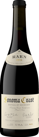 Raen Sonoma Coast Royal St. Robert Cuvée 2016