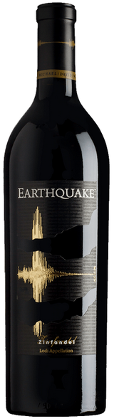 Earthquake Zinfandel