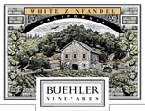 Buehler Vineyards Napa Valley White Zinfandel 2017