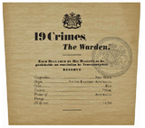 19 Crimes The Warden Red 2016