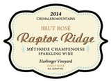 Raptor Ridge Brut Rose 2014