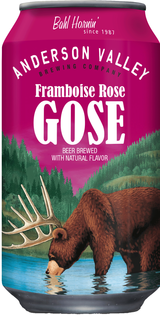 Anderson Valley Brewing Framboise Rose Gose