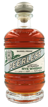 Kentucky Peerless Distilling Kentucky Straight Rye Whiskey Barrel Proof 2 year old