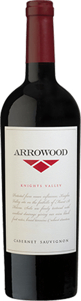 Arrowood Knights Valley Cabernet Sauvignon 2014