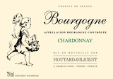 Moutard-Diligent Bourgogne Blanc 2015