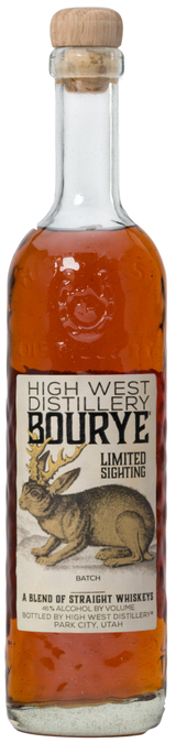 High West Distillery Bourye Limited Sighting 2018