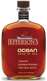 Jefferson's Ocean: Aged At Sea Voyage No.15 Bourbon