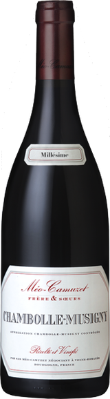 Domaine Meo-Camuzet Chambolle Musigny Les Cras 2015