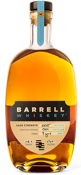 Barrell Whiskey Batch 005 9 year old