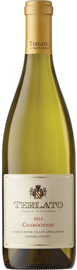 Terlato Vineyards Russian River Chardonnay 2014