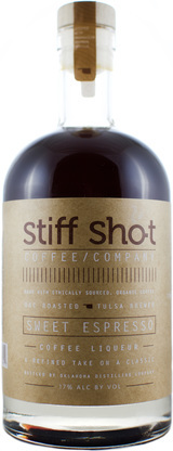 Stiff Shot Sweet Espresso Coffee Liqueur