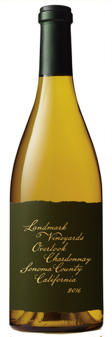 Landmark Vineyards Overlook Chardonnay 2016