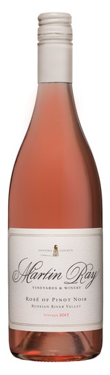 Martin Ray Russian River Valley Rosé of Pinot Noir 2017