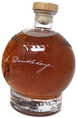 Cooperstown Distillery Doubleday Baseball Bourbon