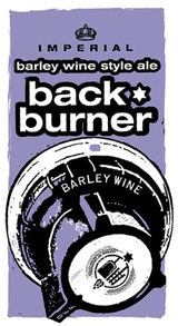 Southern Tier Brewing Company Back Burner Barleywine