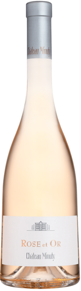 Chateau Minuty Rosé et Or 2017