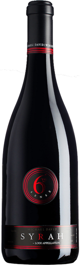 Michael David 6th Sense Syrah 2016