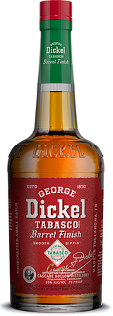 George Dickel Tabasco Barrel Finish