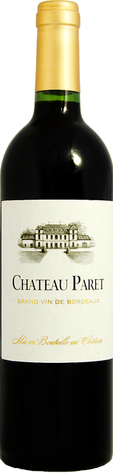 Chateau Paret Cotes de Bordeaux 2010