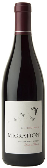 Migration Russian River Valley Pinot Noir 2016