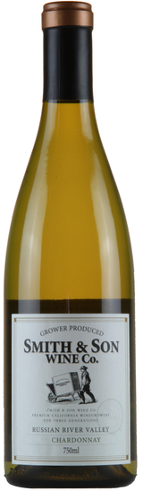 Smith & Son Chardonnay 2015