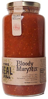 The Real Dill Bloody Mary Mix
