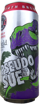 Toppling Goliath Brewing Company Pseudo Sue Pale Ale