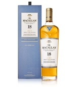 Macallan Single Highland Malt Triple Cask Scotch Whisky 18 year old