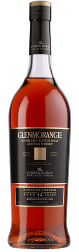 Glenmorangie The Quinta Ruban Port Cask Extra Matured 12 year old