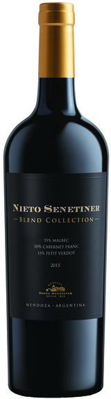 Nieto Senetiner Blend Collection 2015