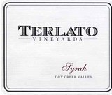 Terlato Vineyards Dry Creek Valley Syrah 2003
